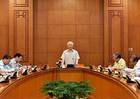 Tổng Bí thư yêu cầu sớm kết thúc điều tra, xử lý loạt vụ án lớn