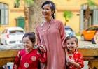 Hồng Nhung chia sẻ cuộc sống mẹ đơn thân sau khi ly hôn chồng Tây