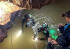 Hải quân Thái Lan kể lại hành trình vào hang cứu các cầu thủ nhí