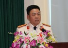 Quyết định về nhân sự của Bộ trưởng Bộ Công an