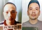 Đặc điểm nhận dạng 2 tử tù  vừa vượt ngục