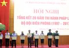 Quảng Ninh tổ chức Hội nghị tổng kết 20 năm thi hành Pháp lệnh Bộ đội Biên phòng