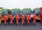 """Thái Bình: Hai tuyến buýt của Cty Phiệt Học ngang nhiên chạy sai lộ trình, bị tố """"treo đầu dê, bán thịt chó"""""""