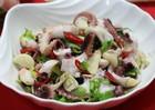 Đổi vị với gỏi bạch tuộc chua cay
