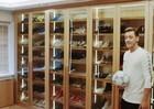 Cầu thủ nào sở hữu bộ sưu tập giày sneakers độc đáo?