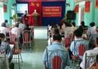 Đẩy mạnh tuyên truyền pháp luật cho người lao động ở Thái Nguyên