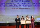 Tuyên dương học sinh Việt Nam đoạt giải cao các kỳ thi Olympic