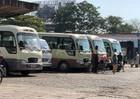 Thừa Thiên – Huế: Xe buýt tranh giành, hành khách bất an