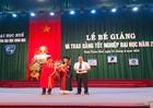 Bế giảng và trao bằng tốt nghiệp hệ chính quy Trường ĐH Khoa Học, ĐH Huế.