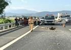 Chưa chính thức vận hành, cao tốc Đà Nẵng – Quảng Ngãi đã xảy ra va chạm giao thông