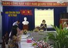 Thứ trưởng Đặng Hoàng Oanh làm việc tại Bình Thuận: Tư pháp cần quan tâm nâng cao hiệu quả thi hành pháp luật