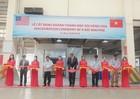 Bàn giao máy soi hiện đại cho Hải quan cửa khẩu sân bay quốc tế Nội Bài