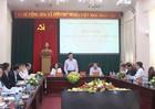 Bộ Tư pháp và tỉnh Ninh Bình cùng phối hợp nâng cao hiệu quả công tác Tư pháp, THADS