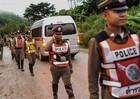 Thêm ít nhất 1 thành viên đội bóng Thái Lan ra khỏi hang ngập nước