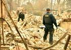 Vụ cháy nguy hiểm nhất lịch sử California làm 42 người thiệt mạng