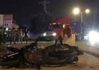 Cô gái chết trên đường 'đi bão' sau trận lượt đi Việt Nam - Malaysia