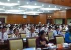 Ngày 11/12 bầu các chức danh lãnh đạo TP HCM