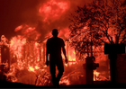 Những con số đáng sợ từ vụ cháy rừng California