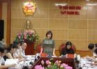 Thứ trưởng Đặng Hoàng Oanh: Thanh Hóa cần theo dõi chặt việc chấp hành quyết định xử phạt hành chính