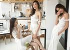 Thiên Trang, Thùy Dương, Kiki Lê quyến rũ với sắc trắng
