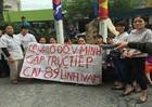 Nữ công nhân nhà máy Dệt Hà Nội hoang mang đòi gặp Tổng Giám đốc