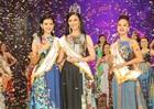 Phạm Thị Thu Hà đăng quang Hoa khôi Sinh viên Việt Nam 2017