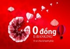 Thêm nhiều ưu đãi từ dịch vụ E-Banking miễn phí của Techcombank