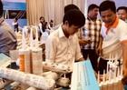 Aseanwindow đưa phụ kiện cửa 3H và keo xây dựng Baiyun về Việt Nam