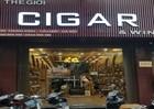 Phát hiện cửa hàng Thế giới xì gà bán hàng không rõ nguồn gốc