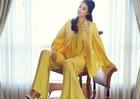 Phạm Hương thanh lịch với phong cách retro thập niên 60