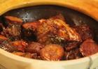 Dân dã cách làm món cá kho chuối xanh