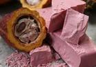 Chocolate màu hồng đầu tiên trên thế giới