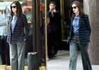 Mix blazer linh hoạt như Anne Hathaway