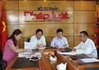 Báo Pháp luật Việt Nam phối hợp nâng cao chất lượng, hiệu quả truyền thông về THADS