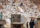 Nổ lớn tại mỏ đá, 1 người chết, 2 người bị thương