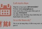 Infographic: Làm cách nào để trở thành nhạc công của dàn giao hưởng Sun Symphony Orchestra?