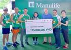 Manulife Việt Nam đóng góp gần 700 triệu đồng cho tổ chức Nhịp tim Việt Nam và đồng hành giải Marathon quốc tế thành phố Hồ Chí Minh Techcombank 2017