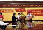 Thành ủy Đà Nẵng công bố thay nhân sự