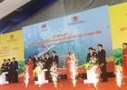 Phó Thủ tướng Đình Huệ nhấn nút vận hành cầu cảng Vissai