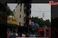 Trung úy CSGT kể phút sinh tử cứu 5 người khỏi căn nhà đang bốc cháy