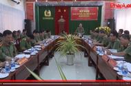 Bộ Công an: Hội nghị giao ban công tác xây dựng lực lượng Cụm thi đua số 8 và số 9