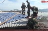 Bộ đội Biên phòng tỉnh Khánh Hòa - Đồng hành cùng ngư dân ven biển chống bão