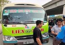 Tăng cường xử lý vi phạm của ô tô khách tại Hà Nội
