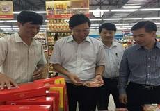 Siêu thị Lan Chi - Sơn Tây: Hàng loạt sai phạm về an toàn thực phẩm