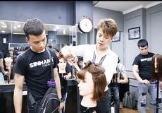 Sinh Anh Hair Salon đào tạo nghề tóc trái phép, qua mặt cơ quan chức năng ?