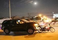 Thêm một ô tô 'điên' gây tai nạn liên hoàn, ít nhất 5 người nhập viện