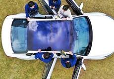 Hyundai và Kia sẽ phát triển công nghệ sạc pin mặt trời trên nóc xe hơi