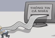 Phú Thọ: Người dân bức xúc vì bị đưa đời tư lên công luận