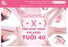 12.000 phụ nữ sẽ được tầm soát ung thư miễn phí