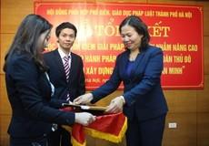 Hà Nội:Sáng kiến nâng cao ý thức chấp hành pháp luật của người dân Thủ đô